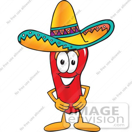 Chile clipart habanero Art ❤ Red Clip of