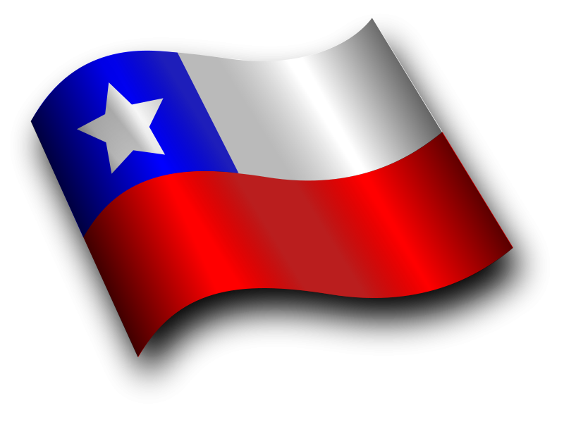 Chile clipart habanero Flag PNG Chile Transparent Images