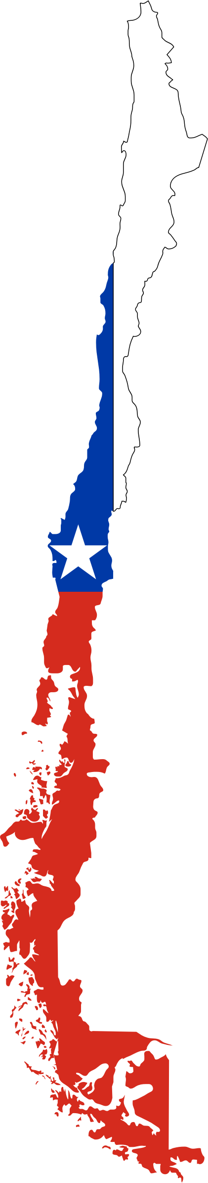 Chile clipart transparent Chile Map Flag Map Chile