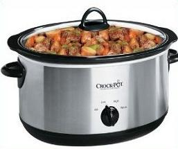 Stew clipart crockpot 02 Studio and Cooked