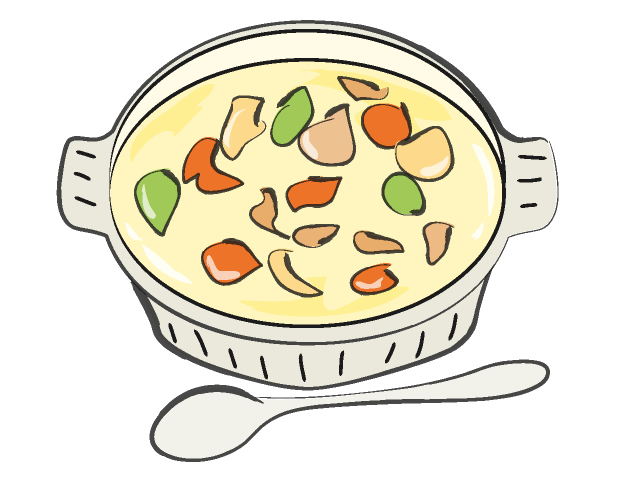 Stew clipart bowl soup — Hearty Recipes Yummy Simon