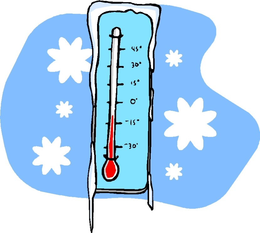 Chilling clipart cold thing #21123 Clipart Art Thermometer com