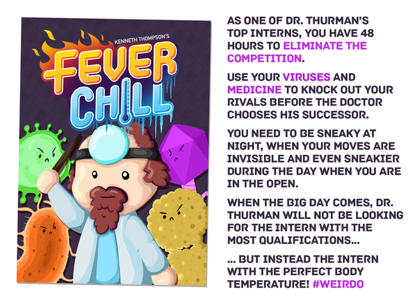 Chill clipart body temperature Their Chill virus Shy will
