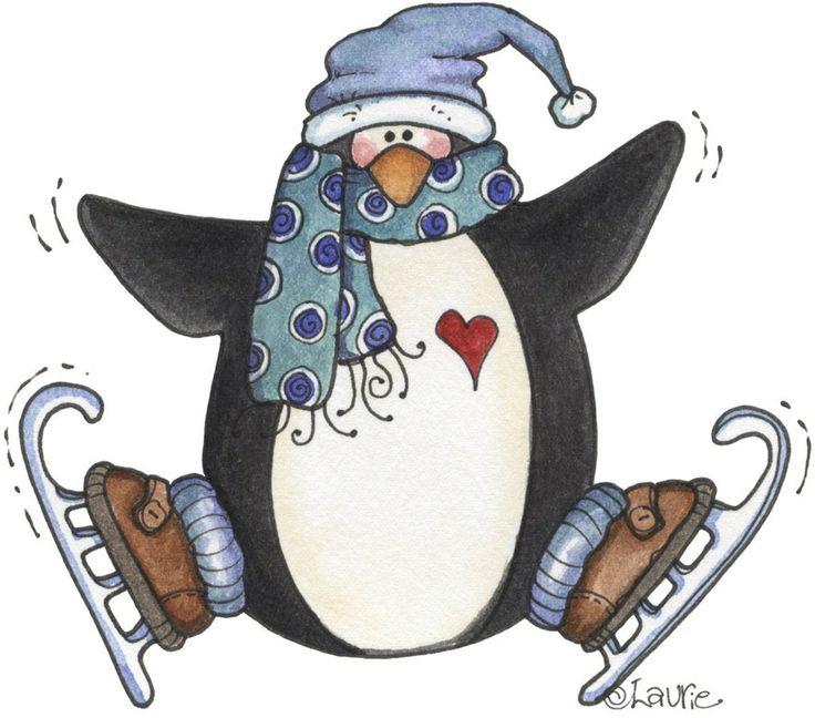 Chill clipart brrr 115 images more penguin Pinterest