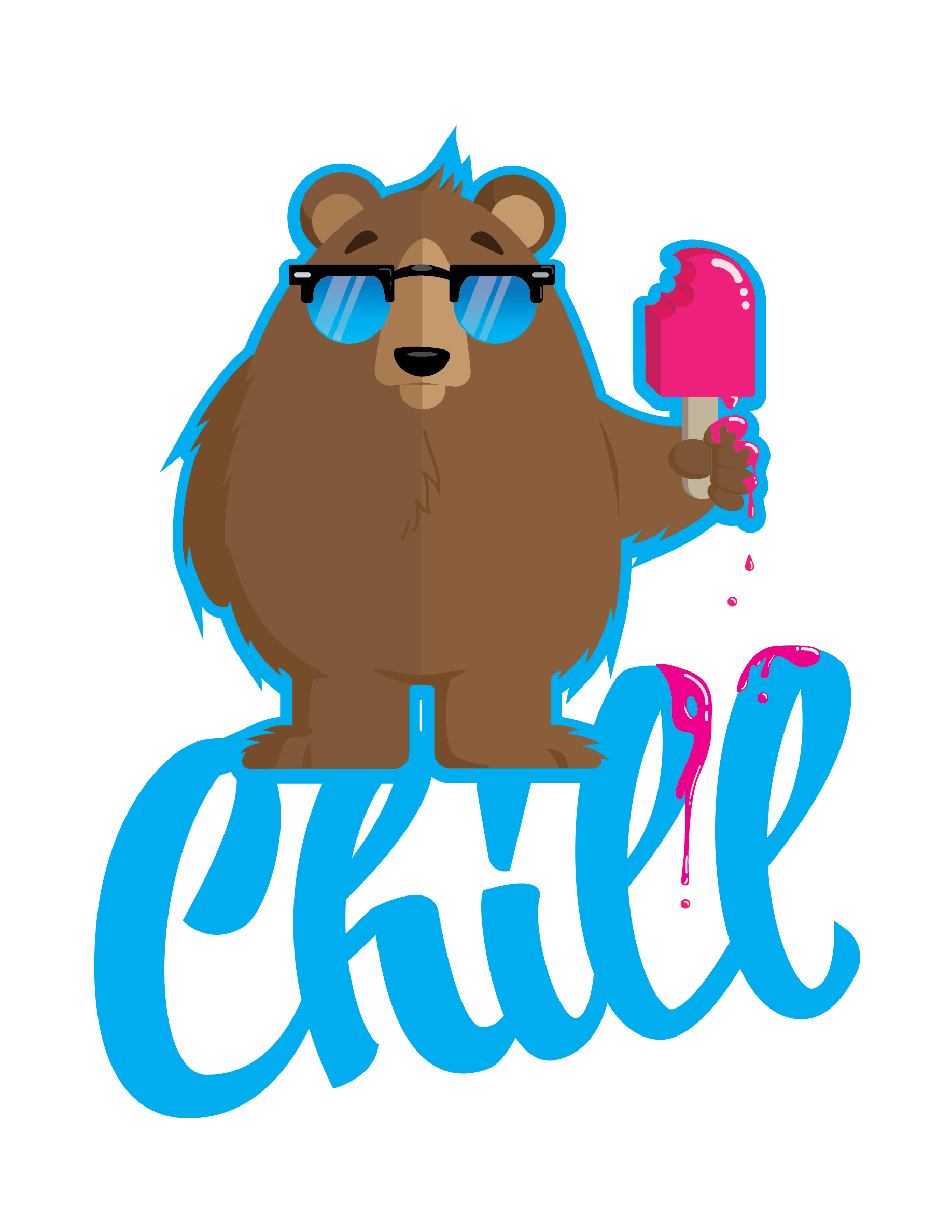 Chill clipart brrr Arcto Design Chill