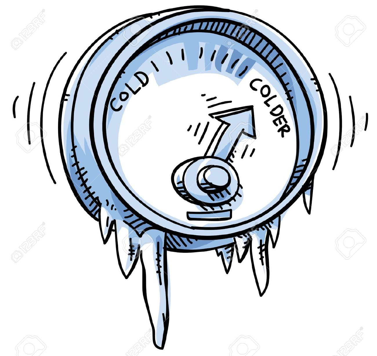Chill clipart extreme cold  Cold Due Aqueduct Friday