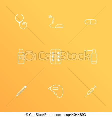 Chill clipart flu Icons chill of icons flat