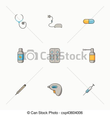 Chill clipart flu Diseases Vector icons for icons