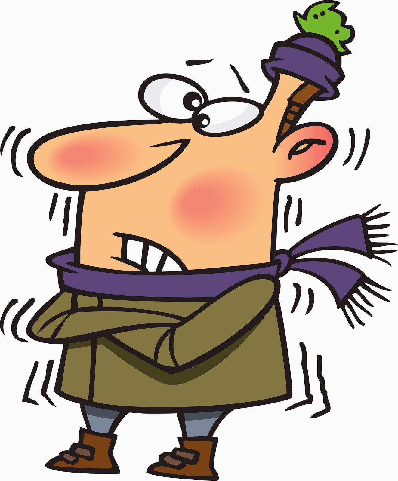 Chill clipart homeostasis Cliparts clipart for Hypothermia Zone