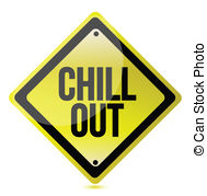 Chill clipart illness Sign  white free and