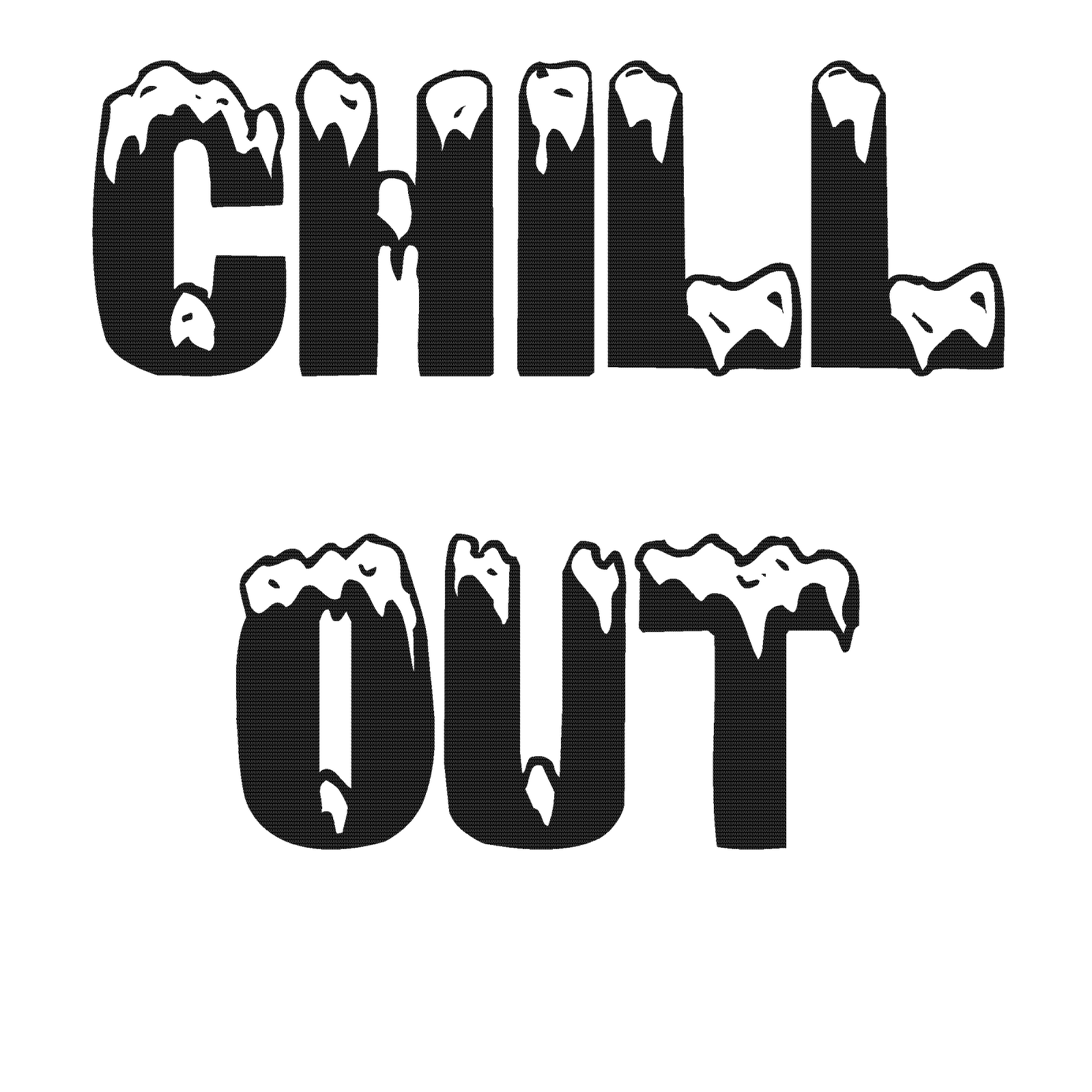 Chill clipart is coming Free Art Clip Download Art