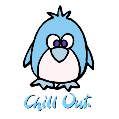 Chill clipart penguin Hills Blog from Girl Chill