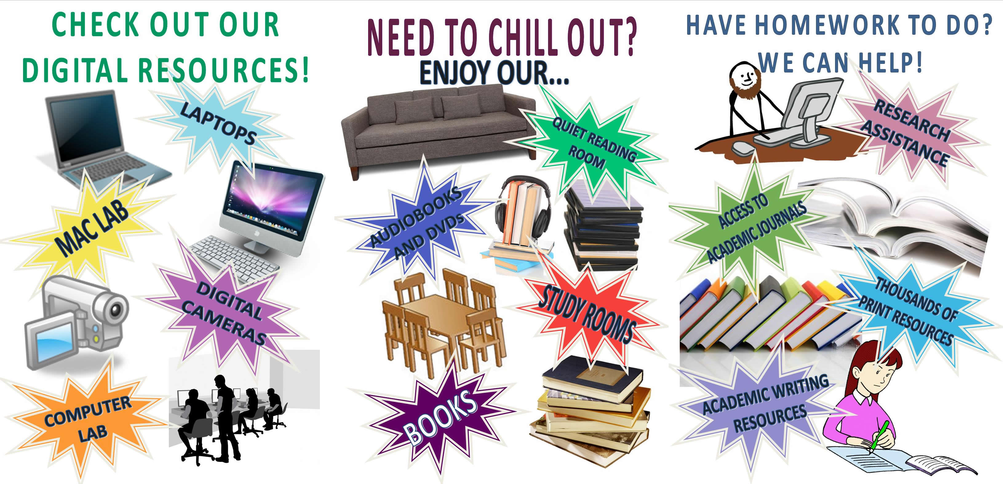 Chilling clipart semester The help us Beginning stress?
