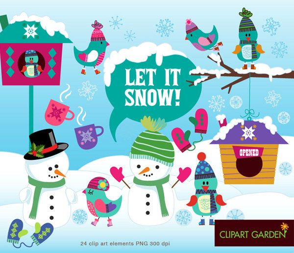 Chill clipart snowsuit On Winter INSTANT Pinterest snow)