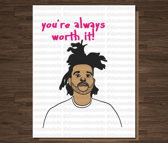Chilling clipart the weeknd Rapper Funny card Rapper Funny