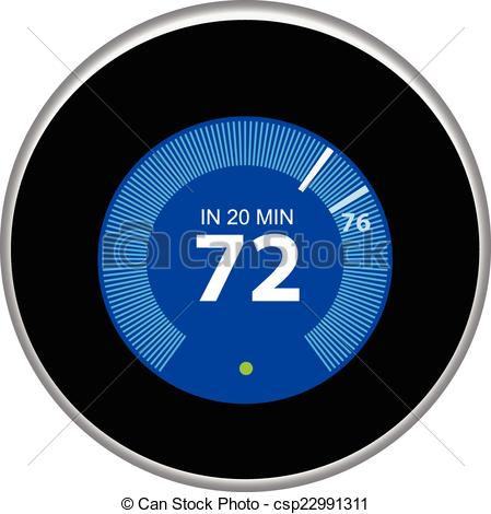 Chill clipart thermostat 466 download  for you
