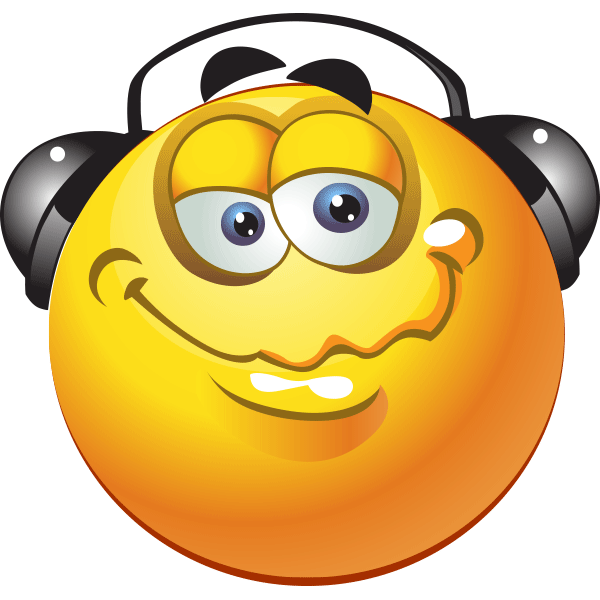 Chilling clipart cold face Best Tunes with Chilling Smiley