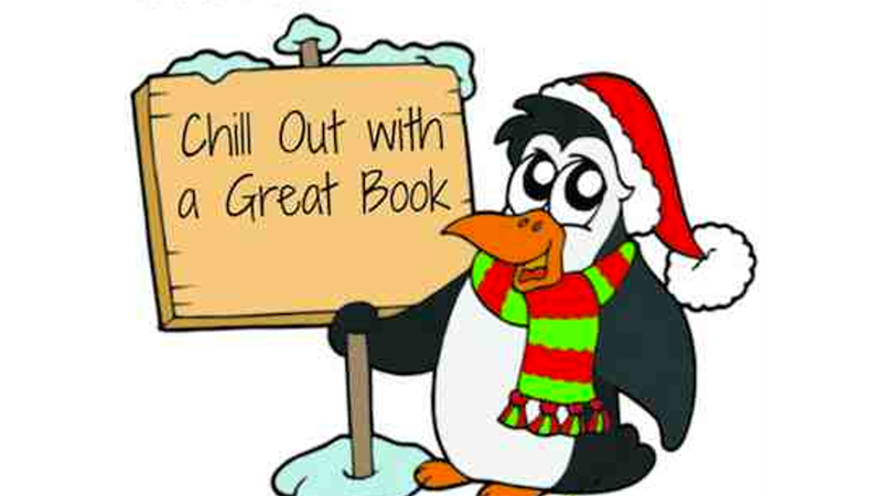 Chilling clipart icebreaker Chill Good message and Book