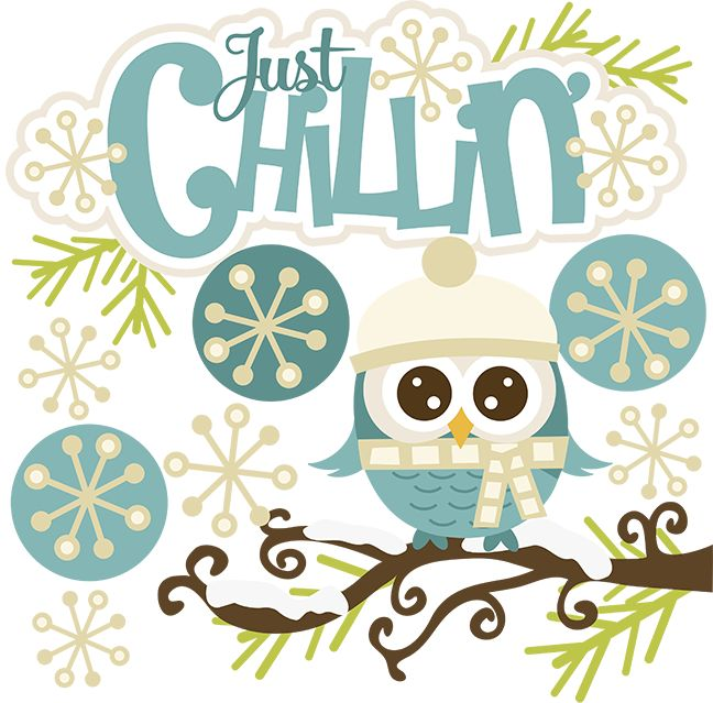 Chilling clipart winter word Best Just Winter:Sent/Title images Pinterest