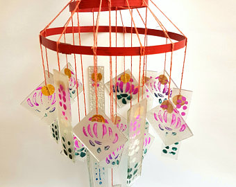 Chimes clipart chinese Wind UK Antique Glass Chinese