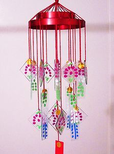 Chimes clipart chinese Wind Windchime Sound Glass Using
