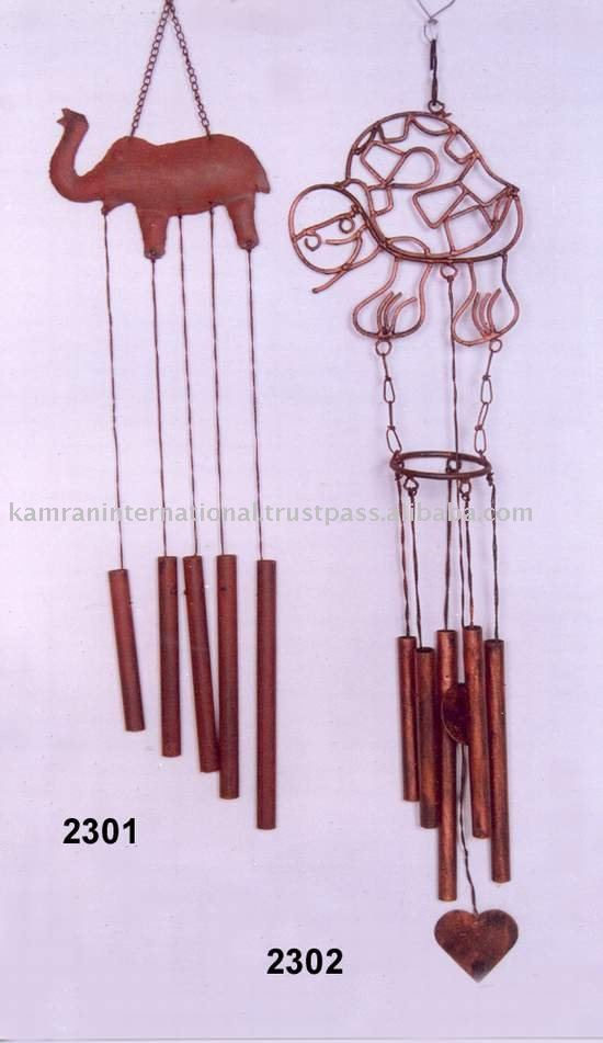 Chimes clipart metal And Metal Spinners Wind