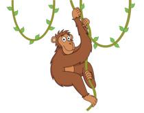 Chimpanzee clipart Clipart Free Pictures Clip Chimpanzee