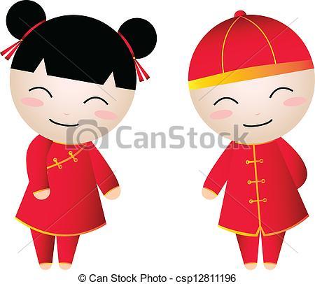 China Doll clipart Of  illustration Clip Art