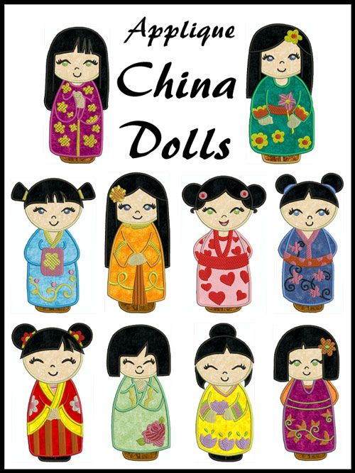China Doll clipart About 37 best on clipart