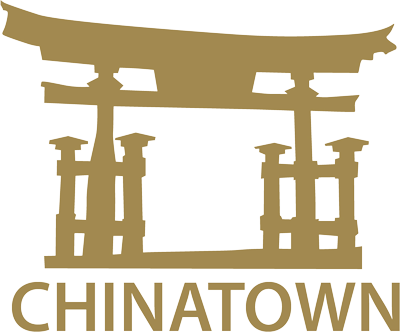 China Town clipart chinese pagoda Home Camborne Chinatown Logo