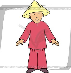 Chinese clipart Free Costume Chinese Chinese clipart
