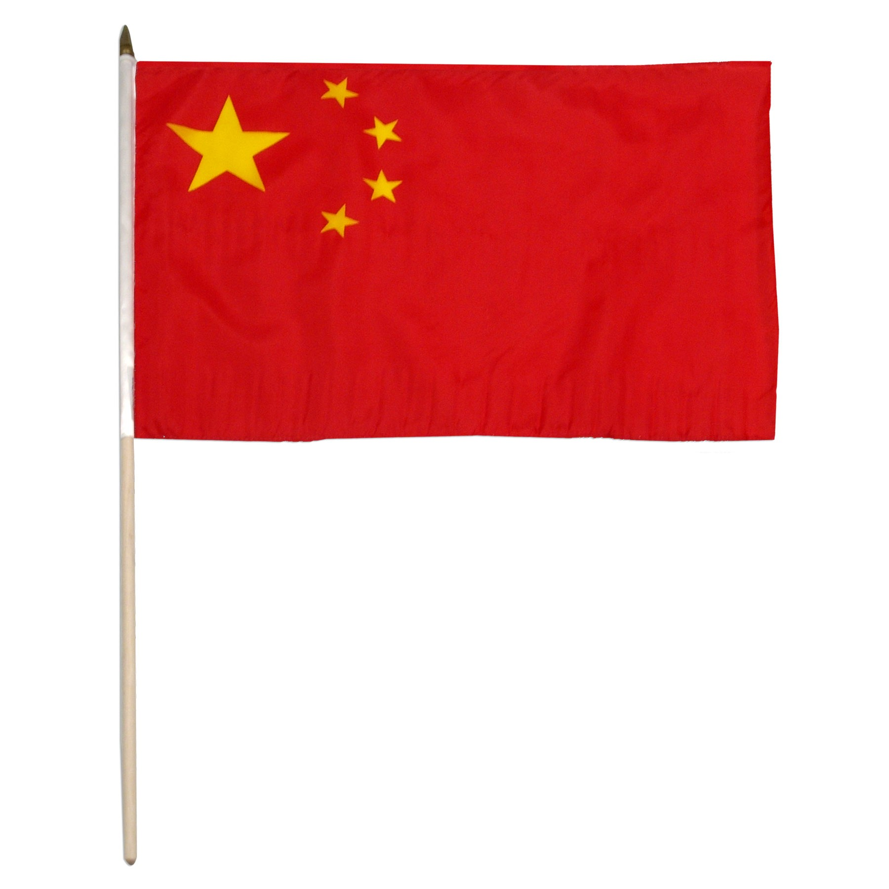 Chinese clipart china flag Inch Flag x x 18