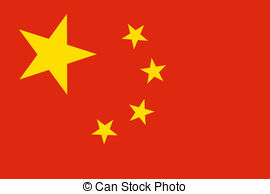 Chinese clipart china flag Illustrations Clipart 224 China China