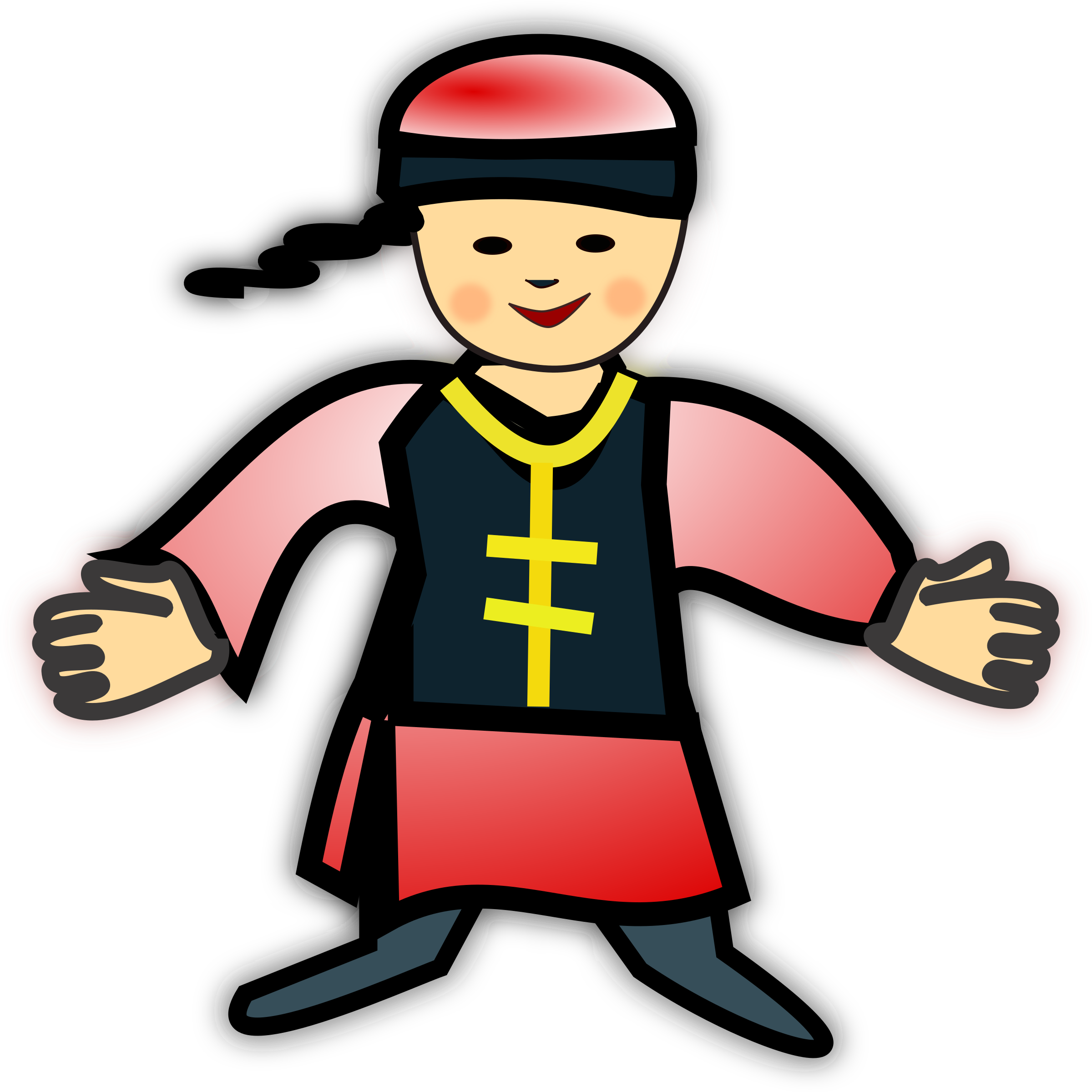 Oriental clipart chinese culture Clipart chinese icon icon boy