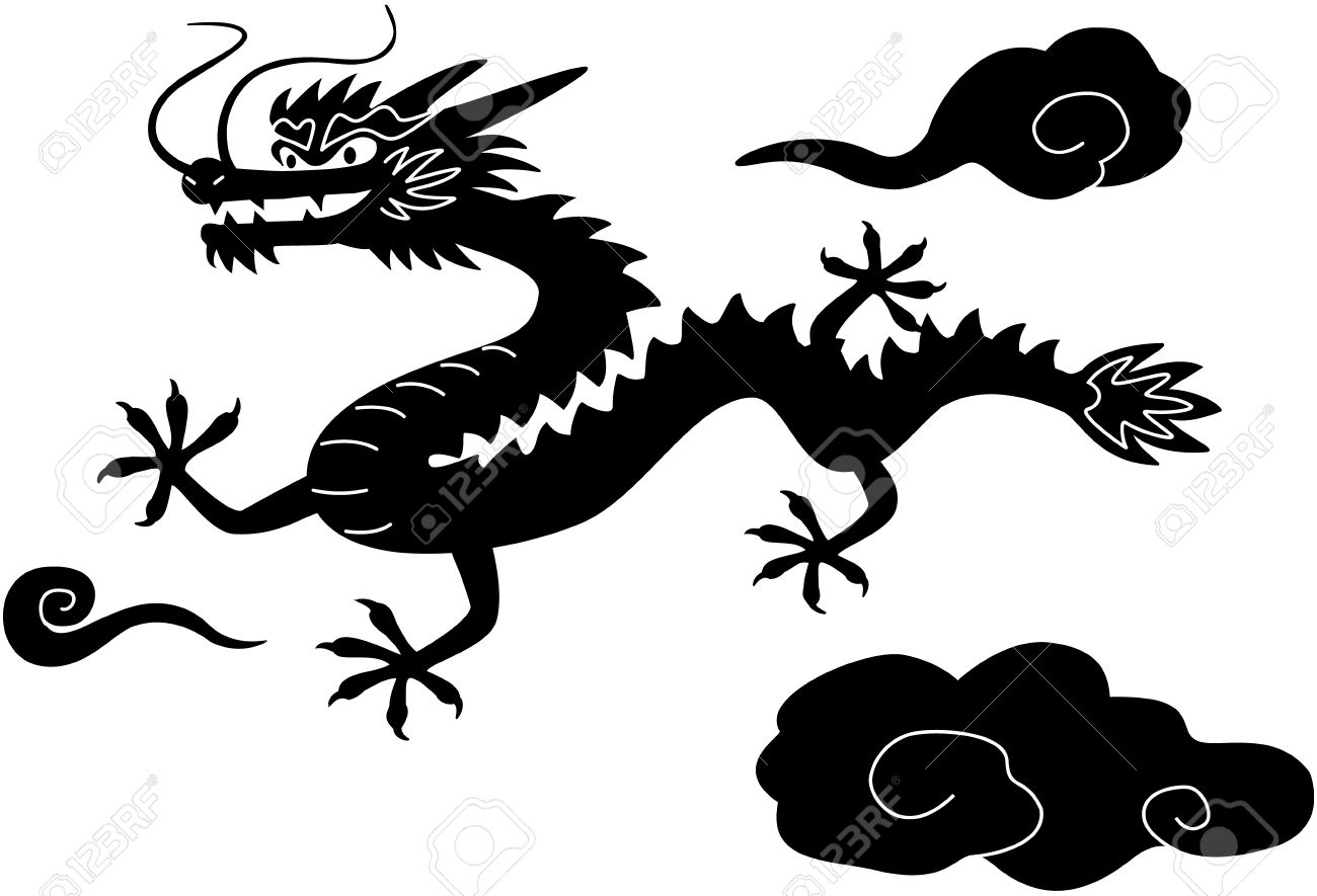 Chinese Dragon clipart chinese astrology Dragon ClipartAndScrap Dragon restaurant chinese