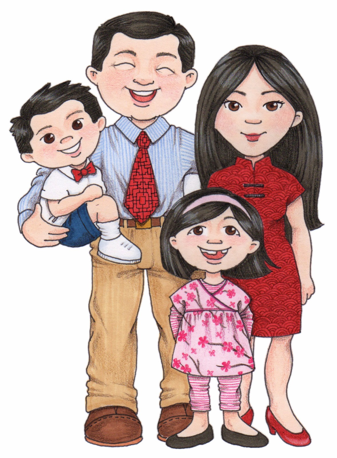 China clipart chinese family Clipart Chinese clipartfest clipart family