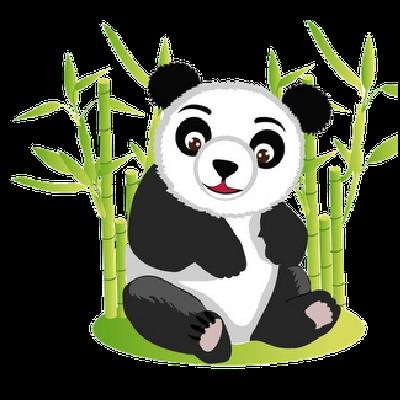 Panda clipart panda bamboo Free clipart images Pictures Panda