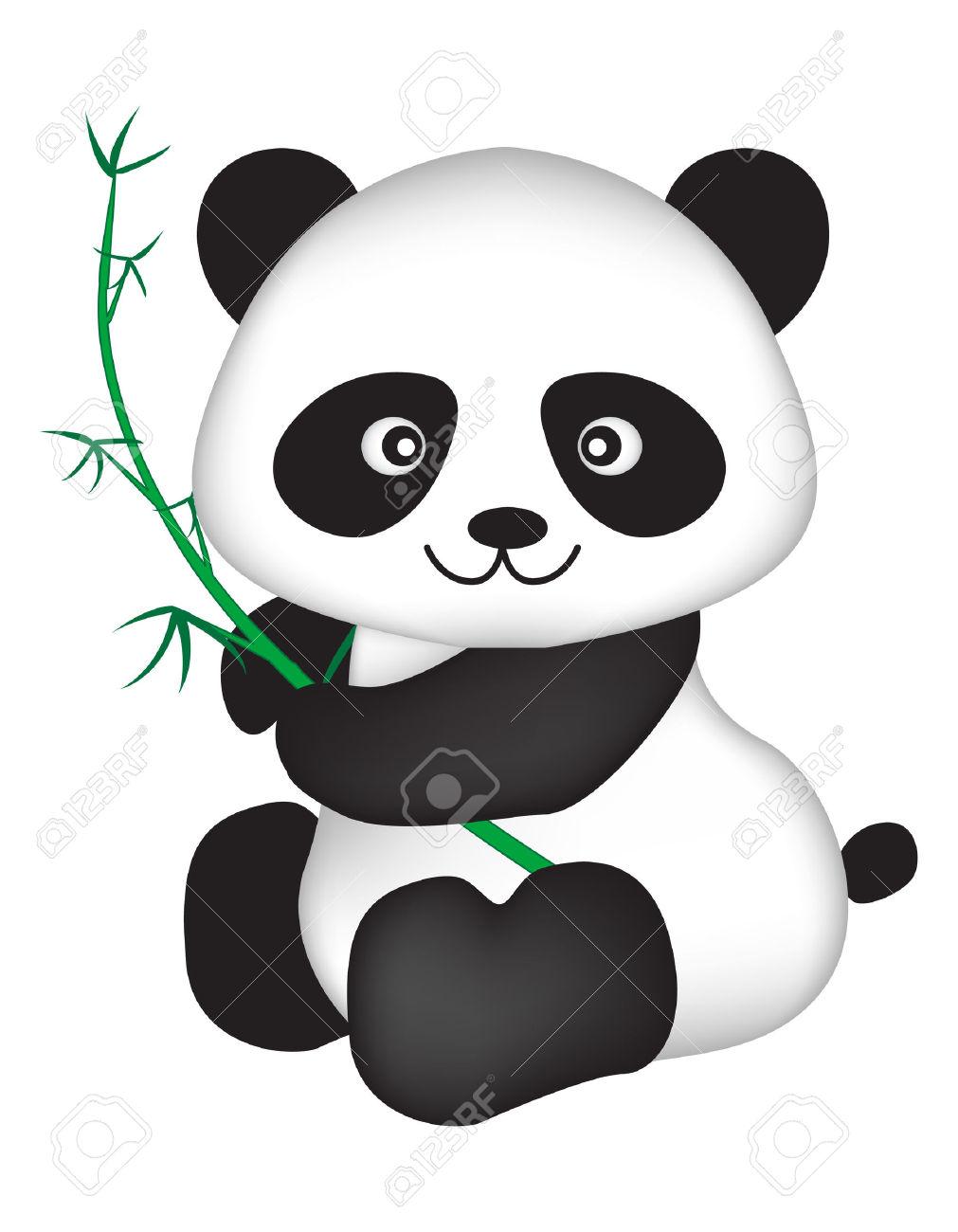 Cards clipart chinese panda Top Panda Clip Art Giant