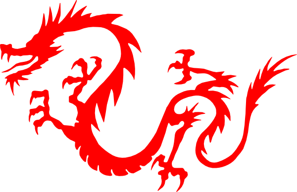 Chinese Dragon clipart #8
