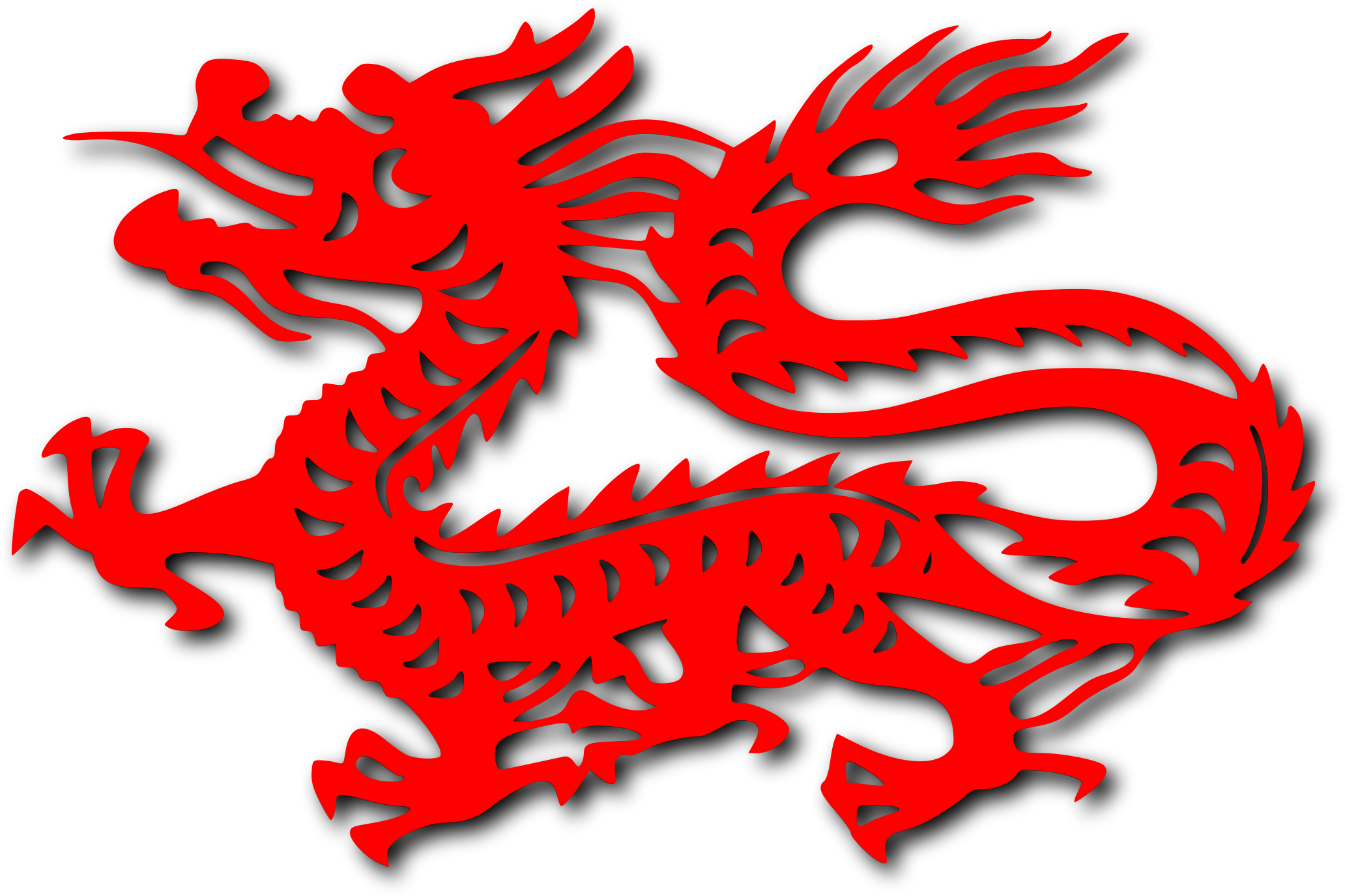 Chinese Dragon clipart #13