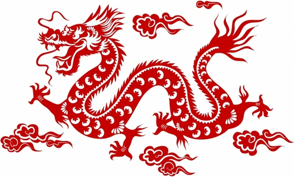 Chinese Dragon clipart #2