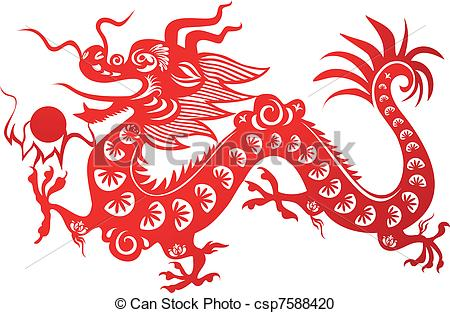 Chinese Dragon clipart #15