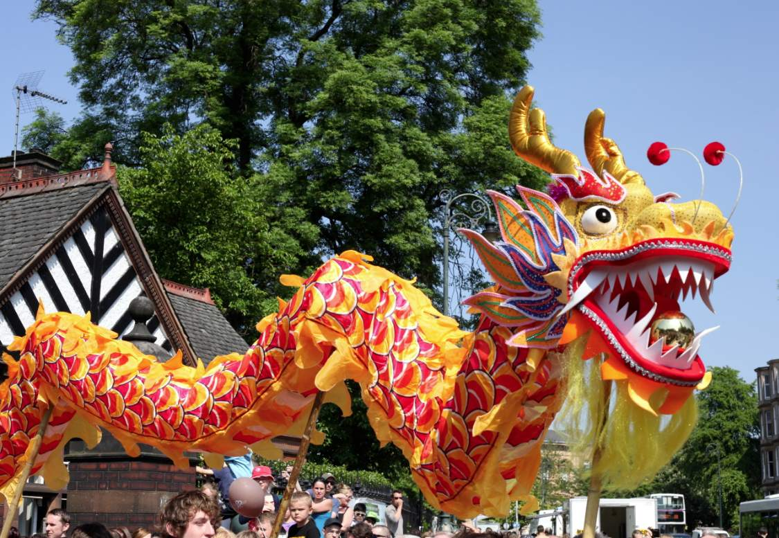 Asians clipart chinese dragon parade 2 Wallpaper Wallpaper Parade Dragons