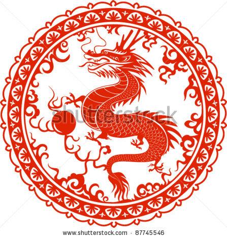 Chinese Dragon clipart chinese zodiac Via Chinese zodiac zodiac via