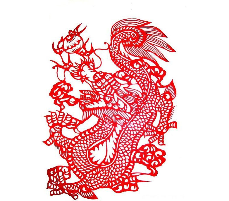 Chinese Dragon clipart chinese zodiac Free Clip  Chinese Images
