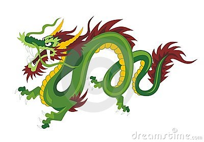 Chinese Dragon clipart color Clipart  images Collection dragon: