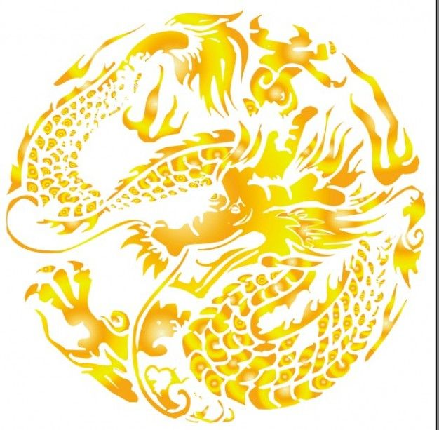 Chinese Dragon clipart medieval dragon 124 dragons Traditional on best