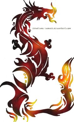 Chinese Dragon clipart irish Pinterest  Fire Dragon Chinese