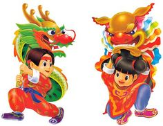 Asians clipart chinese dragon parade Dragon Art Chinese and Masterpiece