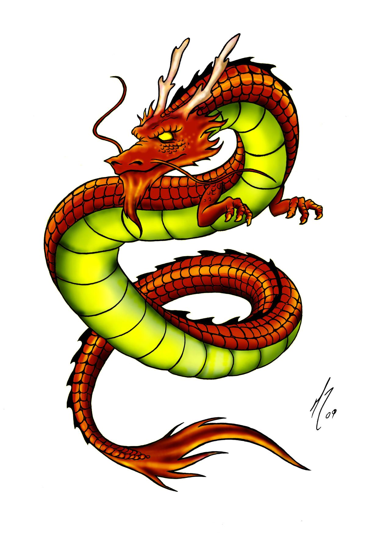 Chinese Dragon clipart original Dragon Chinese 68 KB #355038